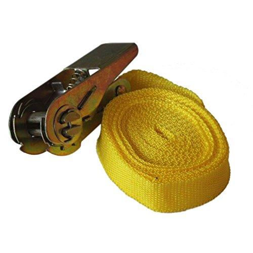 5 m x 25 mm spanband spankabel spanband spanband spanband spanband met ratel