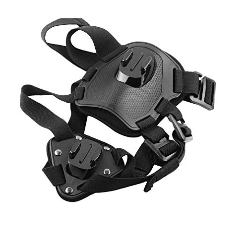 My Best Paw Dog Harness for GoPro | Compatible with All Action Cameras | DJI Insta360 and Others | Adjustable for All Dog Sizes | Comfortable and Safe for Your Pet