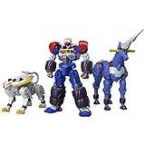 BANDAI スーパーミニプラ GEAR戦士電童 電童&データウェポンセット (1個入) 食玩・ガム (GEAR戦士 電童)