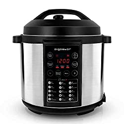 aigostar electric pressure cooker