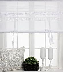 landhausstil gardinen landhausstil ideen. Black Bedroom Furniture Sets. Home Design Ideas