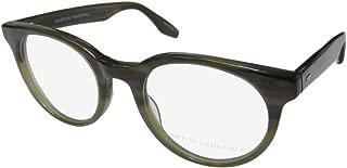 Barton Perreira Royston Mens/Womens Designer Full-rim Fabulous Modern Sleek Eyeglasses/Eye Glasses