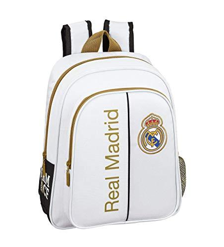 Real Madrid CF niños Equipaje  Blanco  Talla Única