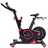 Echelon EX3 Smart Connect Fitness Bike (Red)