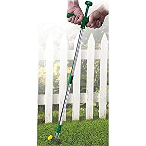 IdeaWorks No Bend Weed Remover Tool