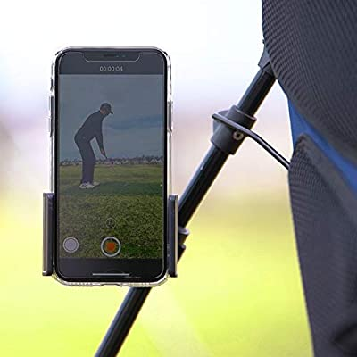Golf Swing Trainer for Cell Phone | Record Golf Swing | Instant Feedback at Your Fingertips | Golf Gifts