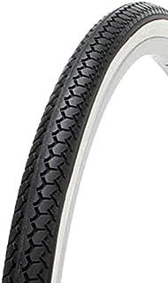 シンコー DEMING スタンダードタイヤ WO SR078 14212 ブラック/ホワイト 24×1 3/8