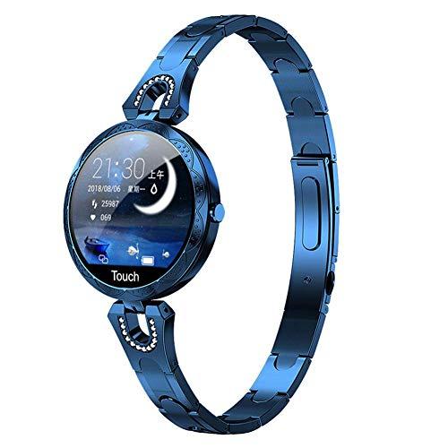 TIANYOU Ak15 Smart Watch Mujeres Ip67 Impermeable Tasa Del Corazón Presión Arterial Monitor de Sueño Reloj de Alarma Lady Bracelet Mujer Smartwatch Regalo de vacaciones/D