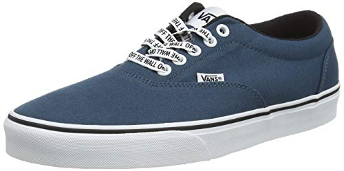 Vans Herren Doheny Sneaker, Blau ((Checker Lace) Stargazer/White W73), 41 EU