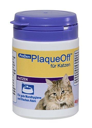 ProDen Plaque Offür Katzen, 1er Pack (1 x 40 g)