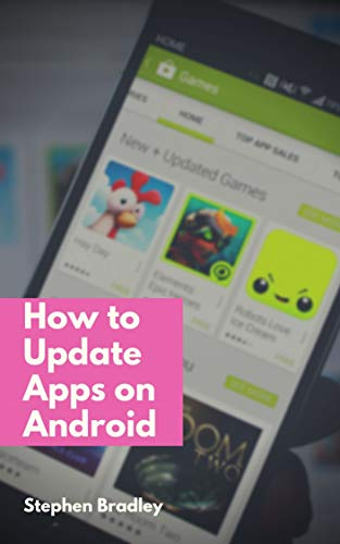 How To Update Apps on Android (English Edition)