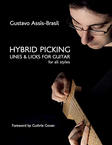 Hybrid Picking Lines and Licks for Guitar