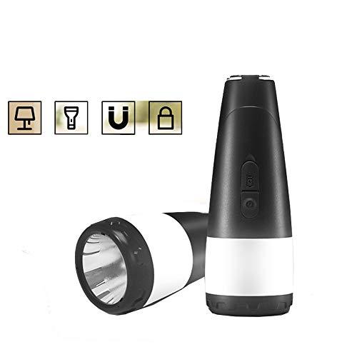 LED-Nachtlicht, Kabinett-Licht, Sie können Hang/Hold/Stand, Laterne-Nachtlicht Dual-Purpose-Modus 5 Positionen, Abend/Desktop/Camping/Shop/Notleuchten