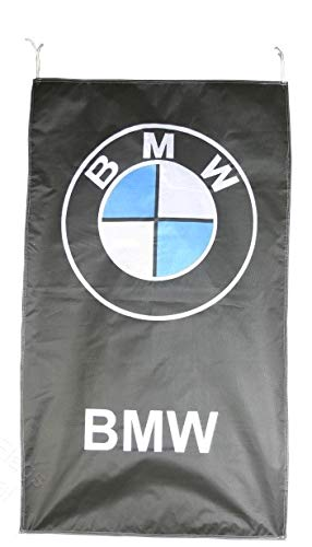 Cyn Flags B-M-W Fahne Flagge VERTIKAL 5 X 3 ft