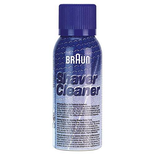 Braun Reinigungs-Spray für Rasierer-Scherteile