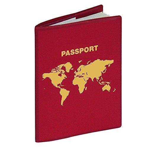 Double étui pour passeports contre le vol de données