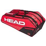 Head Core 6R Combi Borsa per Racchetta, Unisex Adulto, Rosso/Nero, 6R