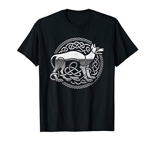 Celtic Ireland Design Ornament Dog - Cool Original Celtic T-Shirt