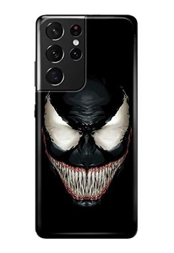 Carcasa para Samsung Galaxy S21 Ultra Venom Spider Man Eddie Brock Mac Gargan Marvel Comics 21 Diseños