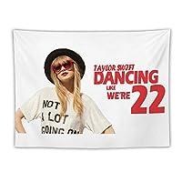 Taylor Swift Redテイラー・スウィフト レッド タペストリー おしゃれ 壁掛け 壁飾り インテリア ウォールデコ布ポスター 背景布 多機能 装飾布 窓カーテン ホーム装飾 オフィス/パーティー/カフェ/雑貨 個性ギフト