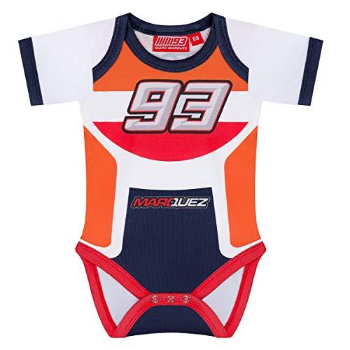 Marc Marquez Honda Repsol 93 Moto GP Baby Body Oficial 2019