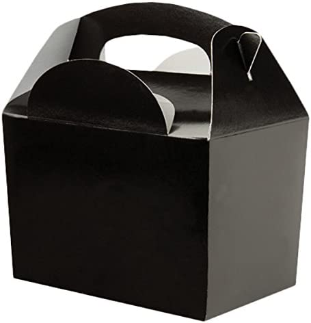 Childrens Large discharge sale Kids Party Food Meal New York Mall Boxes Plain - Ba Colours Gift