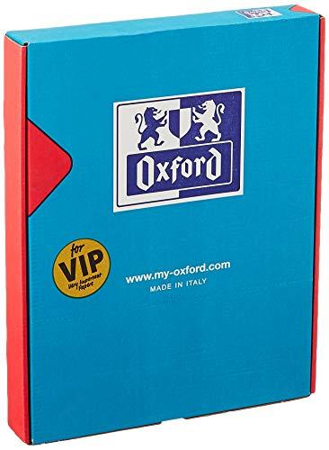 Oxford Prospekthüllen A4, geloch, gasklar, Stärke 0,12 mm, 100 Stück im Karton