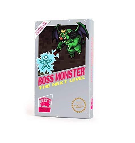 ADC Blackfire Entretenimiento BGM-003 - Juego de Mesa - Boss Monsters 2 -El Siguiente Nivel - Inglés