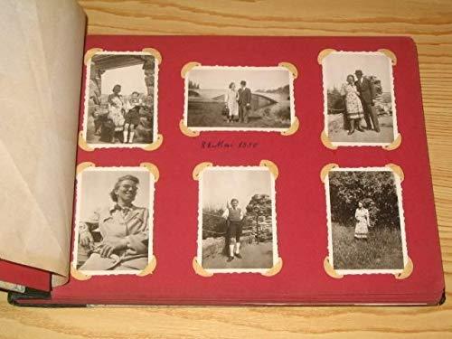 Privates Fotoalbum um 1955