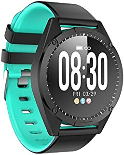 Watches accessories G50 1.3 inch IPS Color Screen Smartwatch IP67 Waterproof,Support Call Reminder/Heart Rate Monitoring/Blood Pressure Monitoring/Sleep Monitoring/Sedentary Reminder(Black)