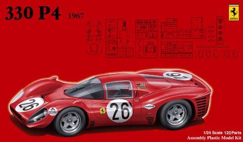 1/24 Real Sports Car Series No.48 Ferrari 330P4 (japan import)