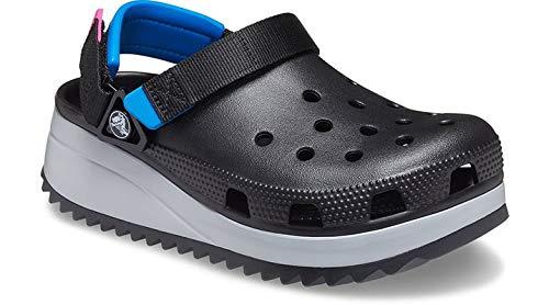 Crocs 206772-001_37/38, Mujer, Negro, EU