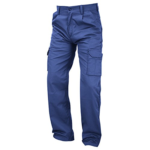 Condor Broek twin H/V bands - 50T - Navy