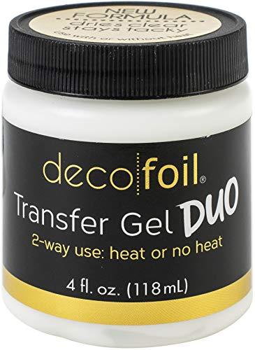iCraft Deco Foil Transfer Gel DUO