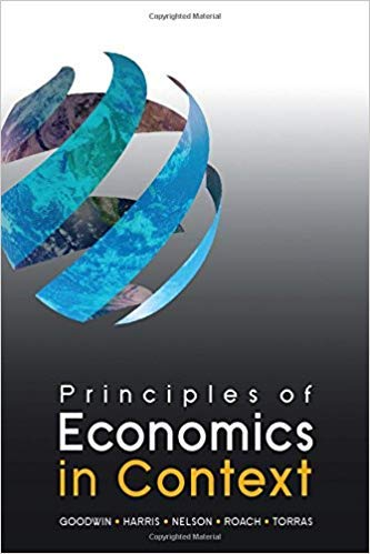 [0765638827] [9780765638823] Principles of Economics in Context 1st Edition-Hardcover