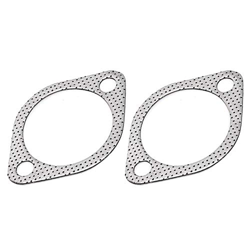 """Boost Monkey 2x 2-Bolt 3"""" I.D. High Temperature Exhaust Gasket Turbo Downpipe"""
