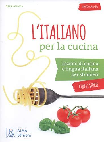 ITALIANO PER LA CUCINA +MP3