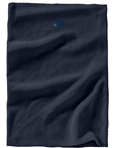 Jack Wolfskin Kinder Real Stuff Loop Schal, Night Blue, ONE Size