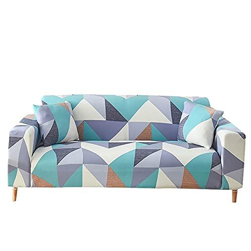 WXQY Todo Incluido, Antideslizante, segmentado, elástico, Completo, sofá, sofá, Toalla, sillón, Esquina, sofá, sofá, Cubierta, A1, 3 plazas