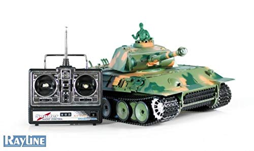 Rückläufer, B-Ware RC Panzer 3879-1 Heng Long German Panther Type G