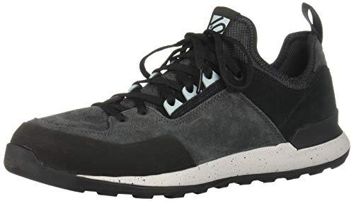 adidas Damen Five Tennie W Fitnessschuhe, Mehrfarbig (Carbon/Negbás/Gricen 000), 38 EU