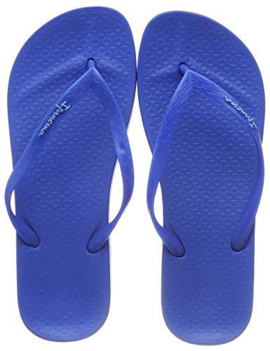 Ipanema Damen Anat Colors FEM Zehentrenner, Blau (Blue Dark Blue 8128), 39 EU