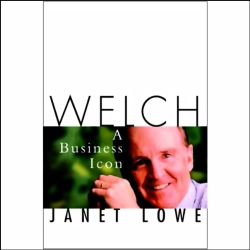 Welch audiobook cover art