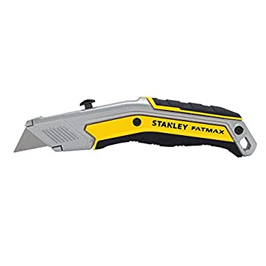 Stanley FMHT10288 FatMax ExoChange Retractable Knife, 7 1/4