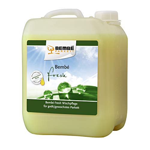 Bembé Fresh Parkettpflege für geöltes/gewachstes Parkett 5 Liter