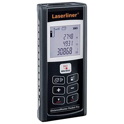 Laserliner 080.948A afstandsmeter, 0 W, 1,5 V, zwart
