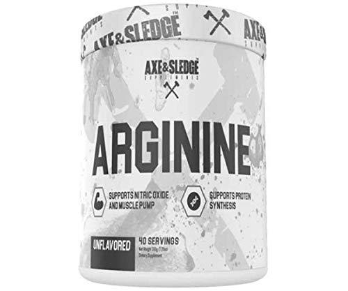 Axe & Sledge L -Arginine AAKG 200g (40 Servings)