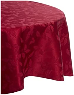 Best red holly tablecloth Reviews