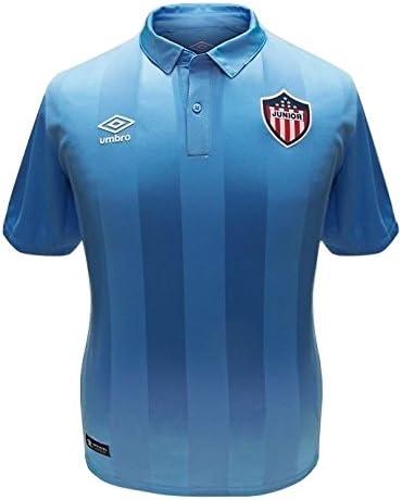 2015 Junior de Barranquilla camiseta Azul azul celeste Talla ...
