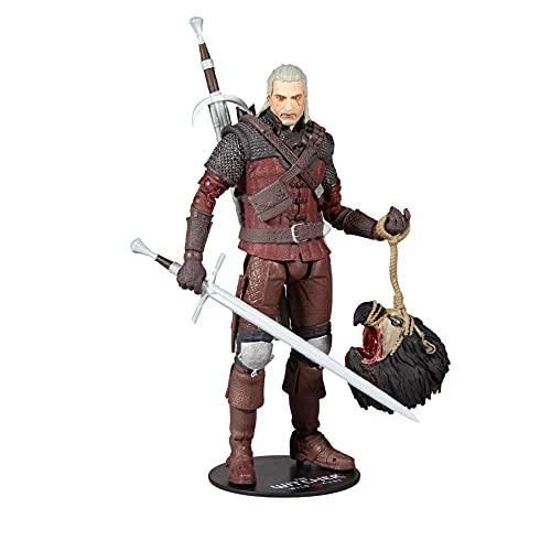 McFarlane Figura de acción Geralt of Rivia 13406-3